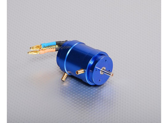 3660SL 3060kv Brushless Inrunner (Wassergekühlt)