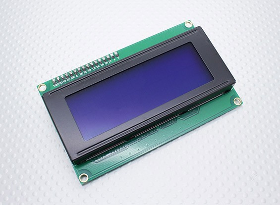 Kingduino IIC / I2C 2004 LCD-Zeichenanzeigemodul