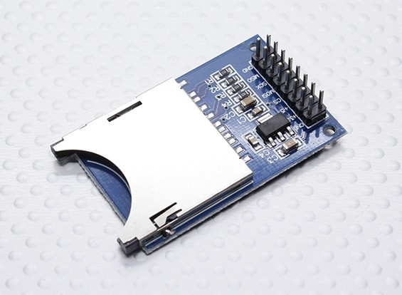 Kingduino SD Card Slot Modul Sockel Reader