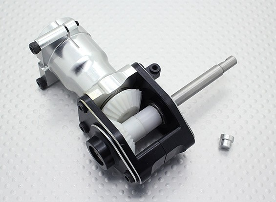 Sturm 700 DFC - Metall-Leitwerk