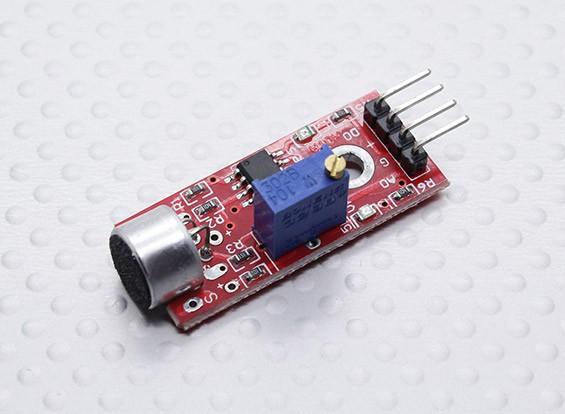 Kingduino Hohe Empfindlichkeit Mikrofon-Sensormodul