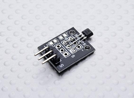 Analogy Magnetic Holzer Sensor
