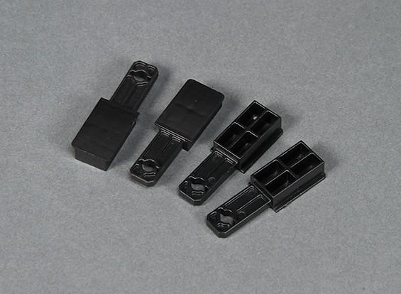 Hobbyking Go Discover FPV 1600mm - Ersatz-Kunststoff-Flügel-Halter (4 Stück)