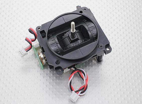 Transmitter Gimbal-Set (links) - Turnigy 9XR Sender Mode 1