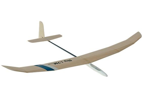 Sky 1.7M Handeinführung Composite-Glider 1700mm