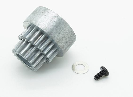 Toxic Nitro -Doppelte Kupplungsgetriebe