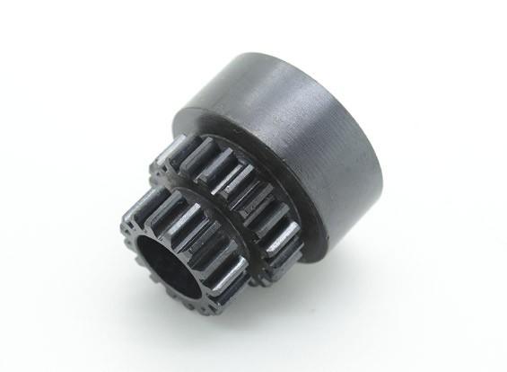 Toxic Nitro - Stahlkupplungsgetriebe