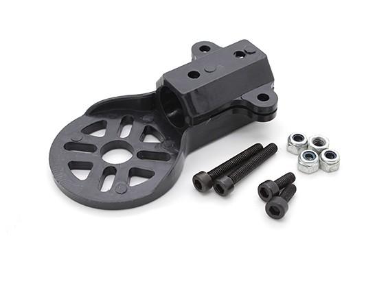 DIY Rundrohr Motorhalterung (12mm Rohr)