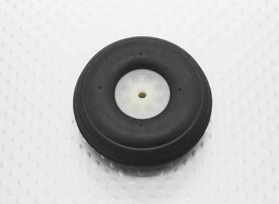 "1.75 ""/44.5mm Ultra Light Rubber PU Skalenrad"