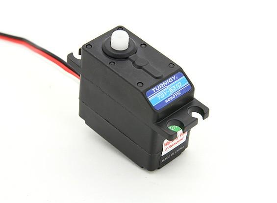 Turnigy TGY-S310 180 ° Digital-Roboter Servo 3.3kg / 0.12Sec / 20g