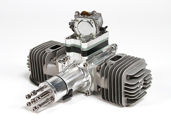 Turnigy TR-111 111cc Zweizylinder Benzinmotor 11.5HP