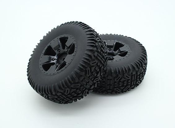 Reifen abgeschlossen Set - Trooper Nitro