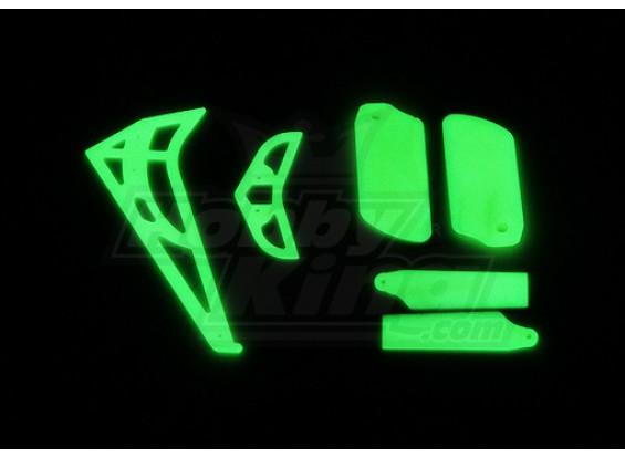 HK-450 Glowing Schwanz und Licht-Set (Ausrichten HS1275 Teil #)