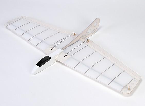 HobbyKing® ™ Vogel Flugzeug DLG Balsa 800mm (PNF)