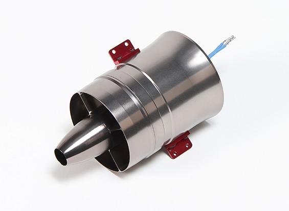 Mercury-Aluminiumlegierung 74mm EDF Unit (6S 2200KV-CCW)