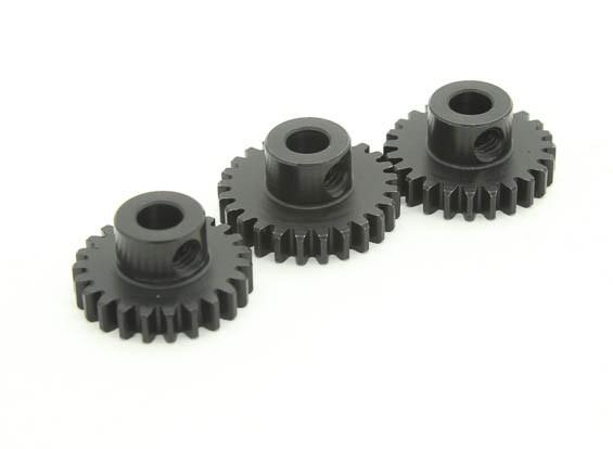 Gehärteter Stahl Pinion Gear Set 32P 5mm Welle zu passen (23/24 / 25T)