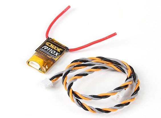 OrangeRx R110X DSMX / DSM2 Kompatibel Satellitenempfänger.
