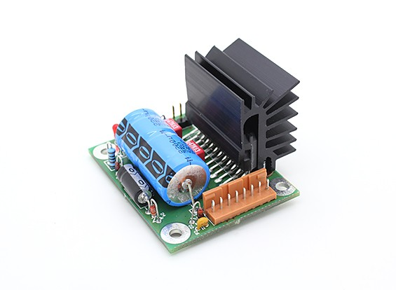 4x40W Sound System Audio-Verstärker V2 Benedini