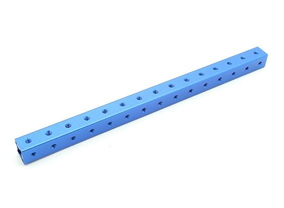 RotorBits Pre-Drilled eloxiertes Aluminium Construction Profil 150mm (blau)