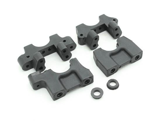 Zentrale diff.bearing mount - Basher Sabertooth 1/8 Skala