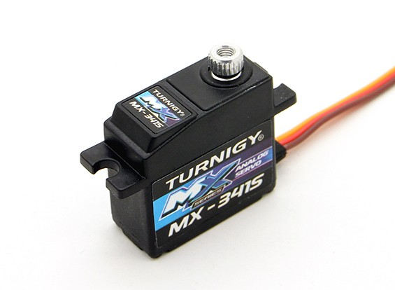 Turnigy ™ MX-341S Mini MG Servo 3kg / 0.12sec / 19g