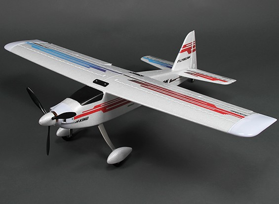 HobbyKing® Flybeam Nacht Flyer EPP w / LED System 1092mm Mode 2 (Ready-To-Fly)