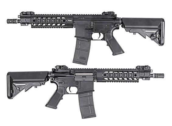 King Arms 516 CQB AEG (schwarz)
