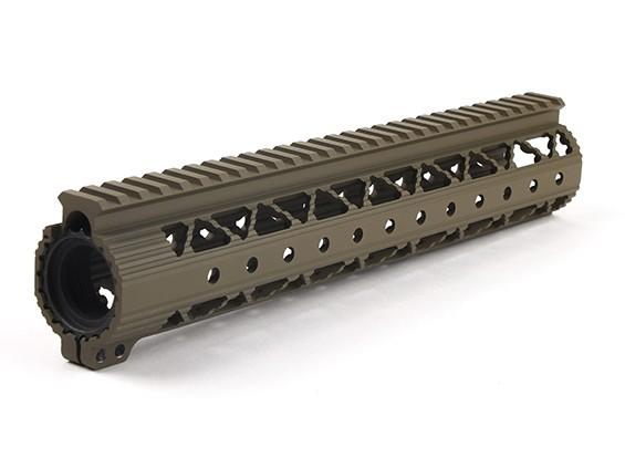 Dytac Invader Lite 11-Zoll-Rail-System (Dark Earth)
