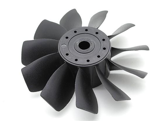 Dr. Mad Thrust 90mm 11-Blatt-Rotor nur (Zähler dreht)