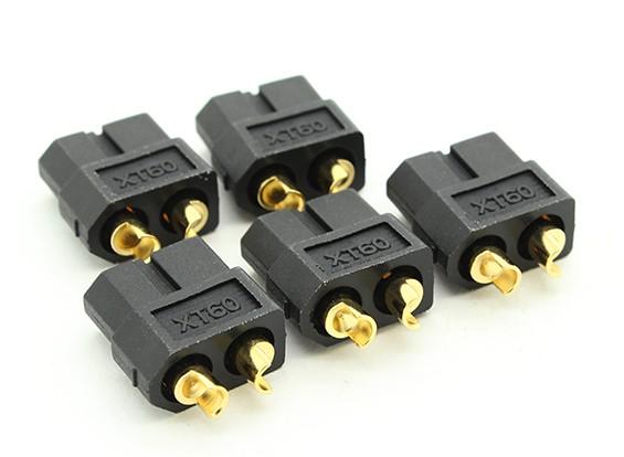 Schwarz Weiblich XT60 Stecker (5 Stück)