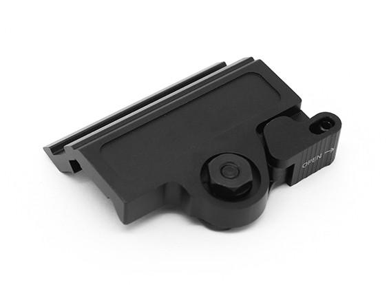 Element EX327 QD-Taschenlampe Halterung für M951 M961 (Schwarz)
