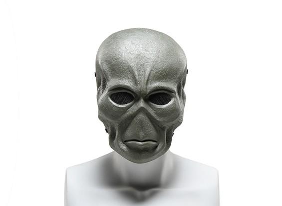 FMA Maschendraht-Vollgesichtsmaske (Aliens)