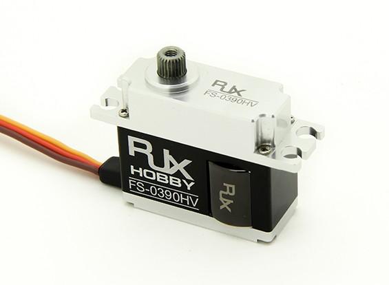 RJX FS-0390HV Hallo-Torque Mini Servo 12,3 kg / 45g / 0.053sec
