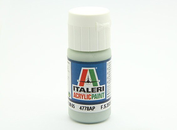 Italeri Acrylfarbe - Hellblau RLM 65