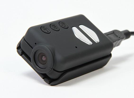 Mobius ActionCam 1080p-HD-Videokamera-Set mit Live-Video-Out