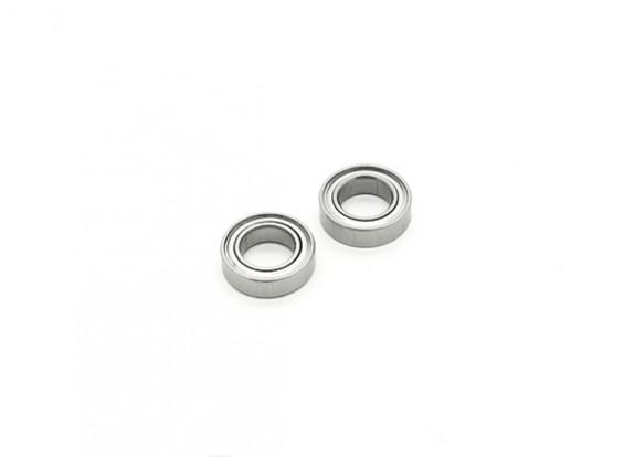 RJX X-TRON 500 8 x 14 x 4 mm Bearing # X500-8002 (2 Stück)