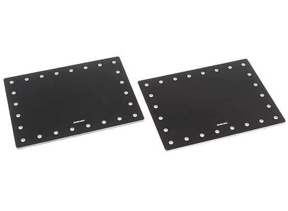 RotorBits Composite-80x60mm Rechteck (2pcs / bag)