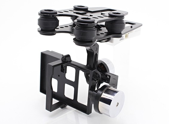 Walkera G-2D Brushless Gimbal für GoPro Hero 3 und iLook Kamera