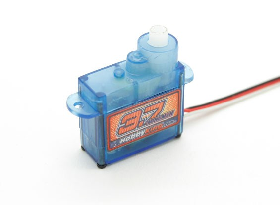 HobbyKing® 3.7g Micro Servo .4kg .10sec / 60deg
