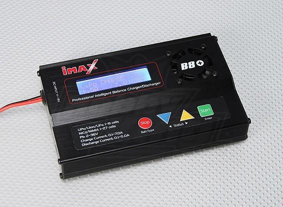 Echte IMAX B8plus Charger / Disch 1-8 Zellen