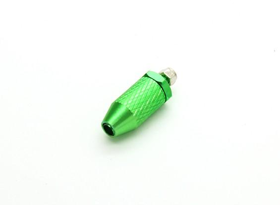 Mini-GPS-Folding Antennenfuß / Grün