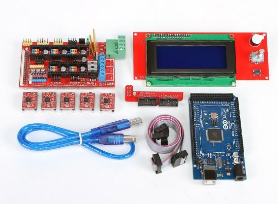 3D-Drucker Control Board Combo Set