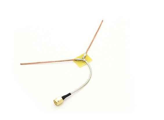 900MHz 120 ° Flying V-Antenne (SMA)
