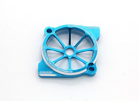 Aktiv Hobby 30mm Beleuchtung Fan-Schutz (blau)