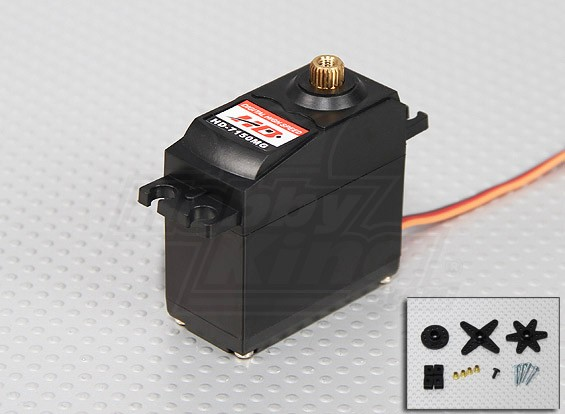Power-HD 7150MG Digital-Metal Gear Servo 7.2kg / 0.14sec / 49g