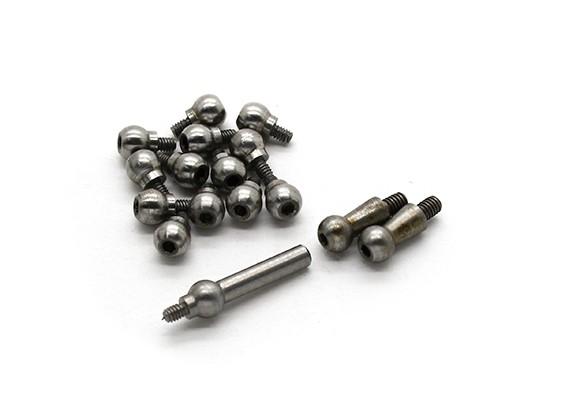 Tarot-450 Pro / Pro V2 DFC Linkage Ball Set H (TL45048)