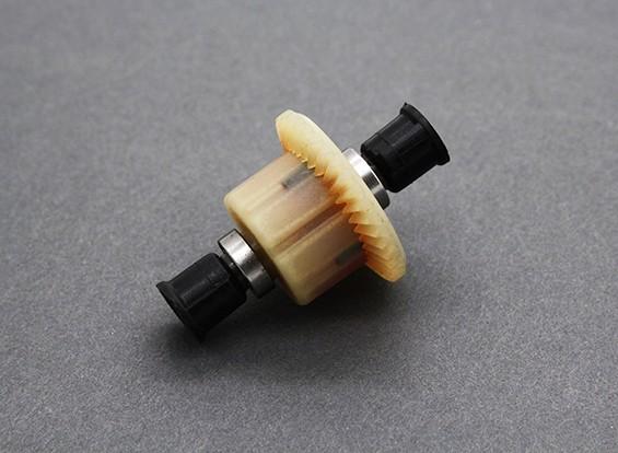 F / R Diff Gear - Basher PitBull 1/18 4WD Buggy Wüste