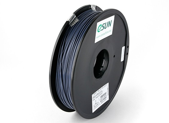 ESUN 3D-Drucker Glühfaden Grau 1.75mm ABS 0.5KG Spool