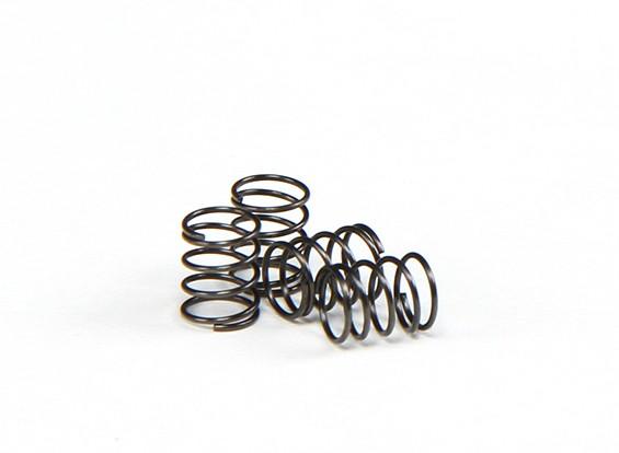 RiDE F1 Front Spring für Rubber Tire - Super Soft (4 Stück)