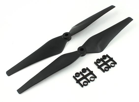 Gemfan DJI Stil Propeller 9.4x4.3 Tasche (CW / CCW) (2 Stück)